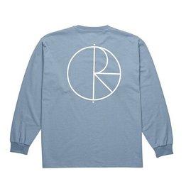 Polar Polar - Strok Logo LS - L - C Blue