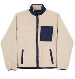 Polar Polar - Sten - S - Fleece Jacket - Sand