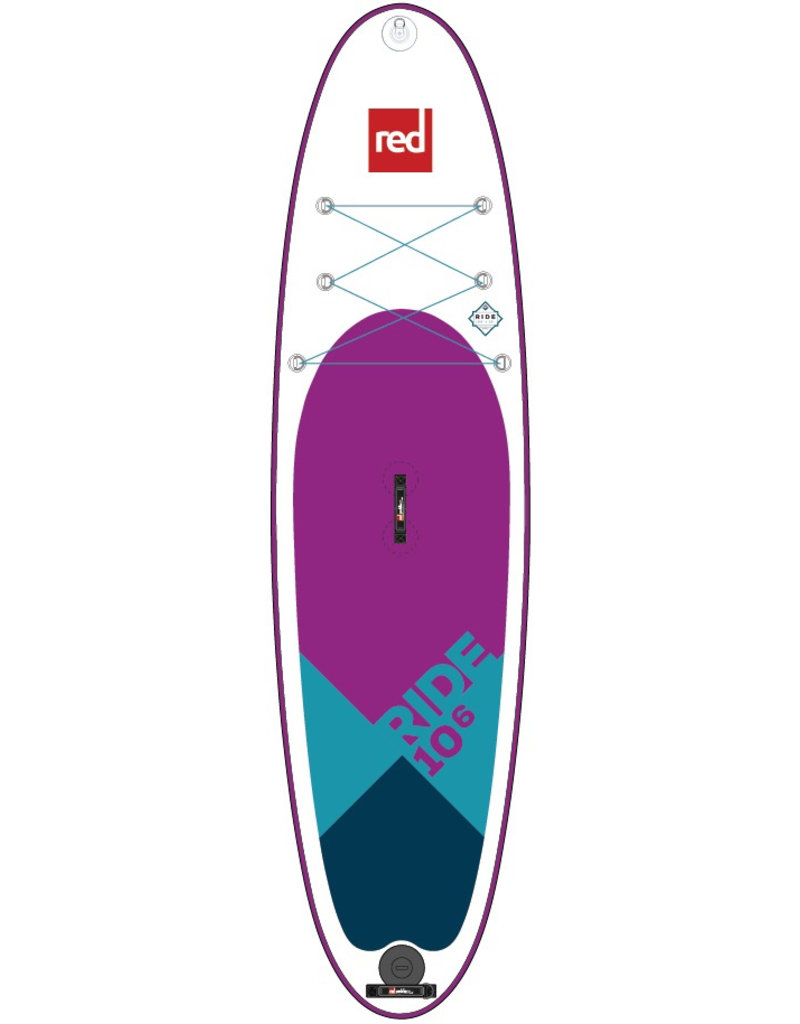 RedPaddleCo Padlebrett Ride 10'6 Special edition