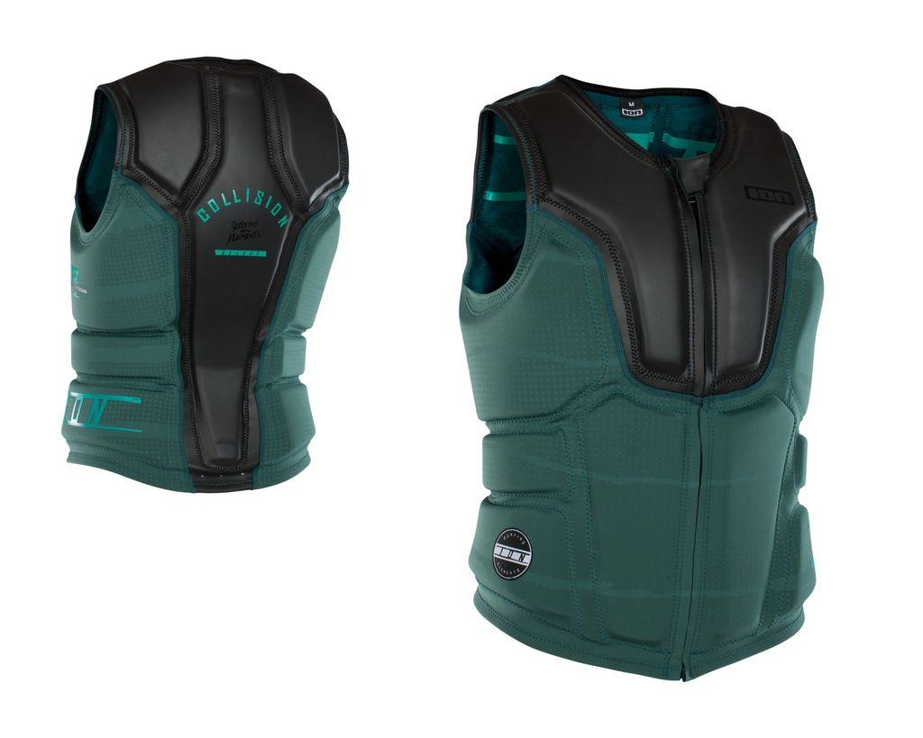 ION ION - Vector Vest XL/54 Black/Sea