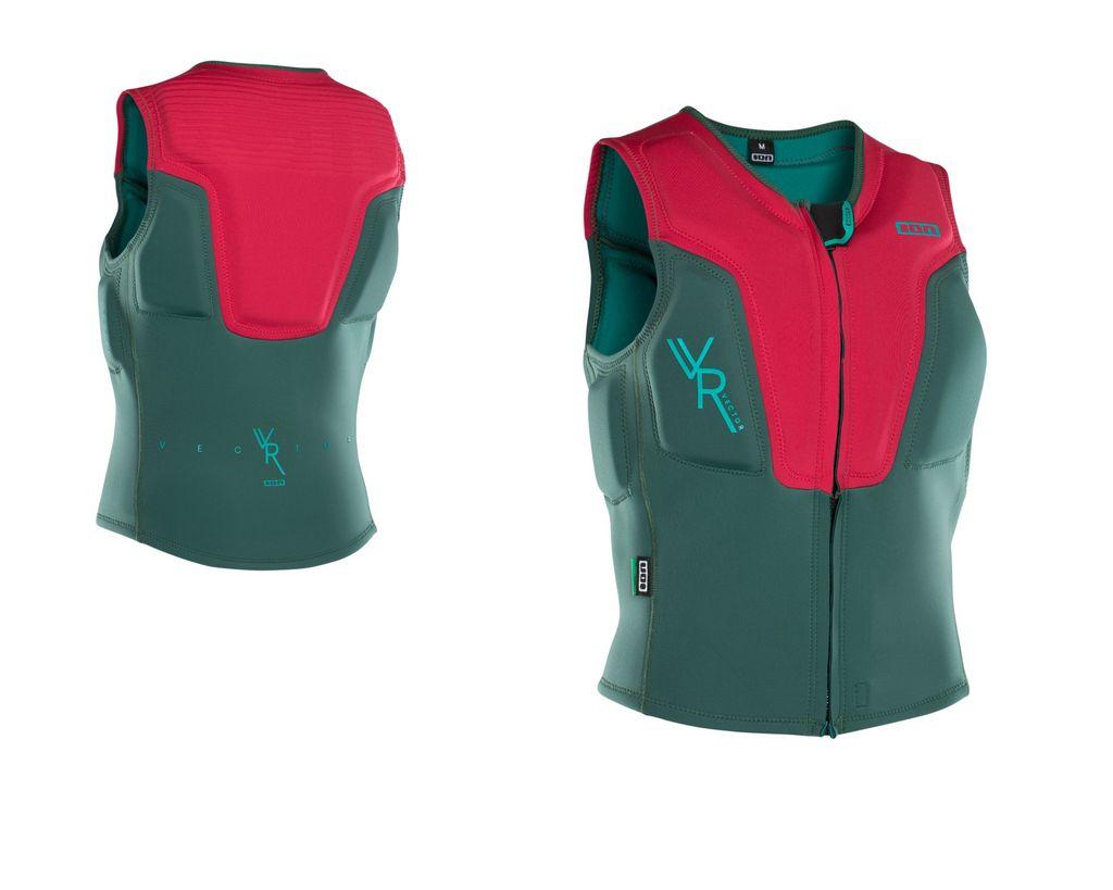 ION ION - Vector Vest XL/54 Neon Cherry Seaweed