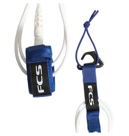 FCS FCS 6' Reg Essential Leash Cobalt