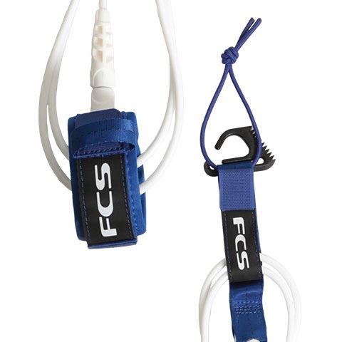 FCS FCS 6' Reg Essential Leash Cobalt