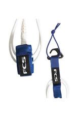 FCS FCS 7' Reg Essential Leash Cobalt