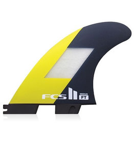 FCS FCS II FT PC Medium Tri-Fins