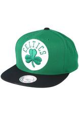 Mitchell & Ness Mitchell & Ness - XL Logo Snapback - Boston Celtics