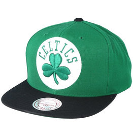 Mitchell & Ness Mitchell & Ness - XL Logo Snapback - Boston Celtics