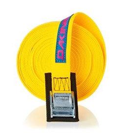 Dakine Dakine - Tie Down Straps 20' (610cm) 1stk Yellow