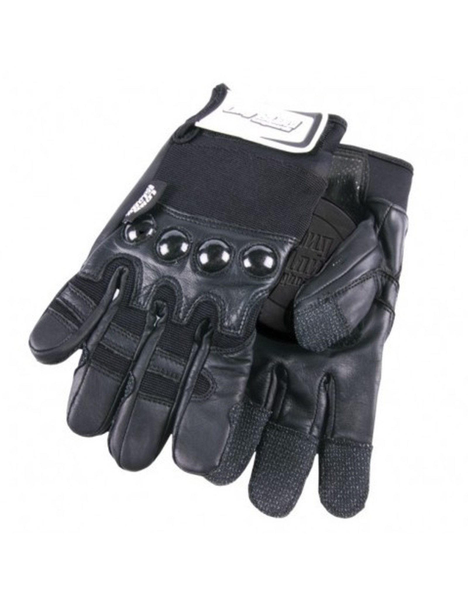 Long Island - Pro Gloves - S - Black