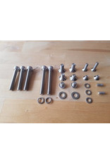 Mantafoil Mono screws set