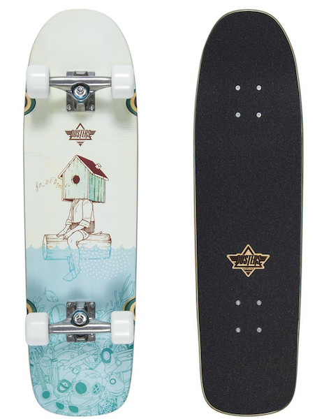 """Dusters Dusters - Grind Perch Cruiser 30,75"""""""