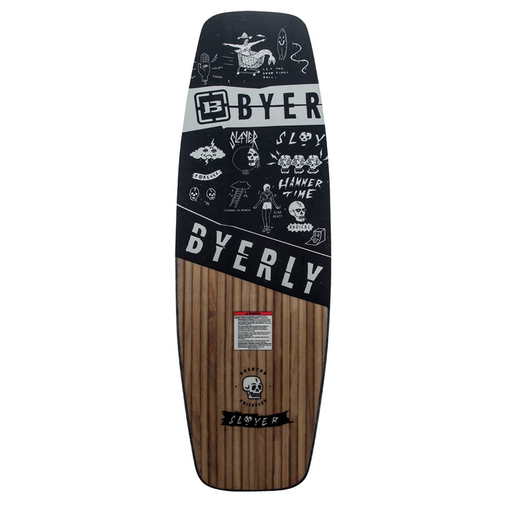 Hyperlite HL 139 Byerly Slayer Wakeboard