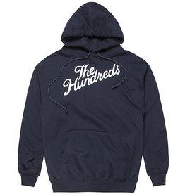 The Hundreds The Hundreds - Forever Slant Hood - S - Navy
