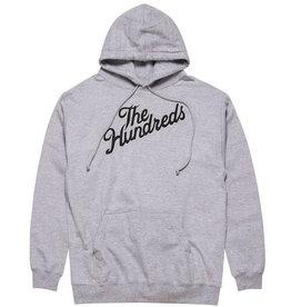 The Hundreds The Hundreds - Forever Slant Hood - S - Athletic Heather
