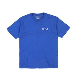 Polar Polar - Script Logo Tee - XL - Blue