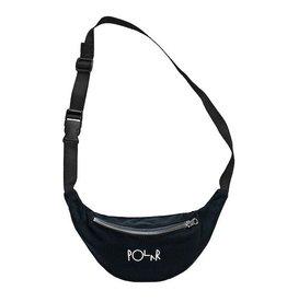 Polar Polar - Script Logo Hipbag - OS - Black