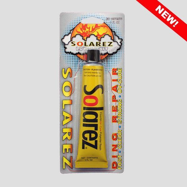 "Solarez Solarez ""UV Polyester overskyet Ding Repair"""