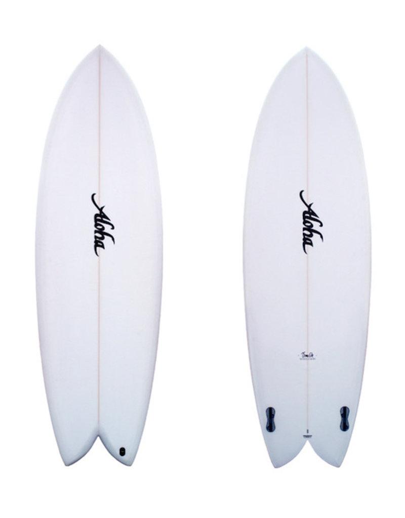 Aloha Aloha - Keel Twin - 5'10 - 36.88L - FCS II
