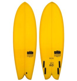 Wilde Shapes Wilde Shapes - Forst Mate PU Futures - 5'10 - 39L