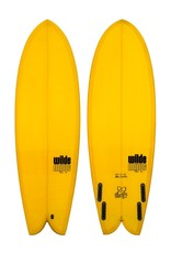 Wilde Shapes Wilde Shapes - Forst Mate PU Futures - 5'8 - 35L