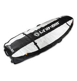 Unifiber Unifiber - 255x80cm Double Pro Boardbag with XL Wheels