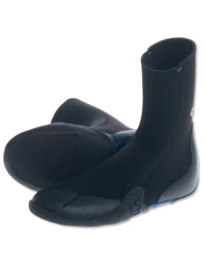 C-Skins C-Skins - Legend Jr Zip Boot - S (25/26) - 3,5mm - Blk/Ocean