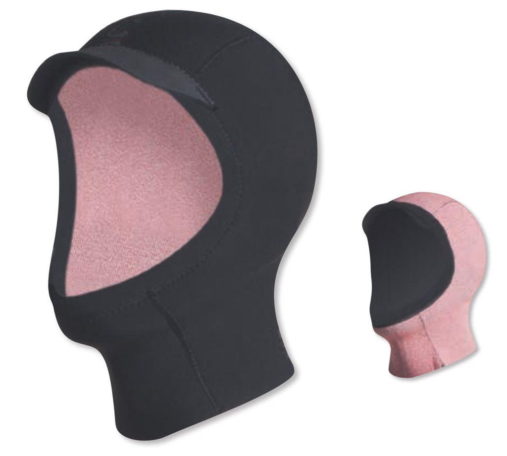 C-Skins C-Skins - 2mm - Hood Wired - L - Blk