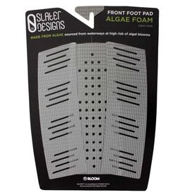 Firewire Firewire - Slater Front Foot - Traction Pad - Grey/Black