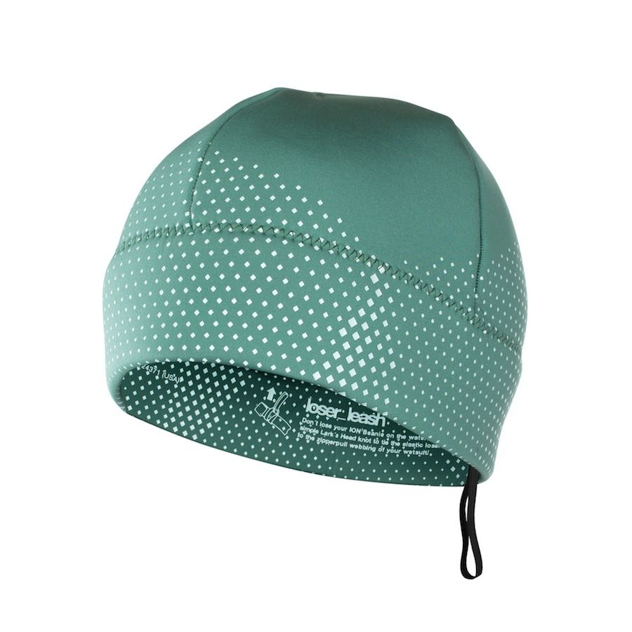 ION ION - Neo Grace Beanie -  - Sea Green