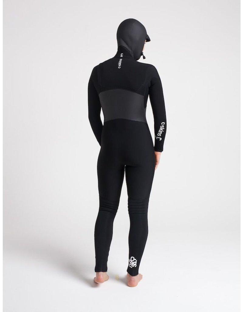 C-Skins C-Skins - 6/5 - Wired - XXS (32/US2/UK4) - Hooded Womens