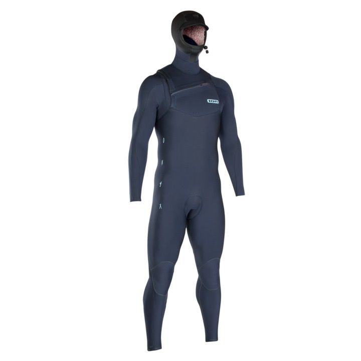 ION ION - 6/5mm - Onyx Select Hood - XL/54 - FZ DL - Dark Blue
