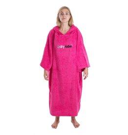 dryrobe Dryrobe towel M Pink Poncho Skiftehåndkle Bomull