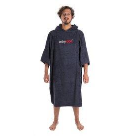 dryrobe Dryrobe towel M Blue Poncho Skiftehåndkle Bomull