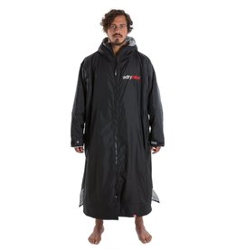 dryrobe Dryrobe Advance L Longsleeve Black/Grey