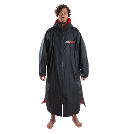 dryrobe Dryrobe Advance M Longsleeve Black/Red