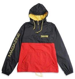 Thrasher Thrasher - Anorak Hood - L - Mag Logo - Black/Red