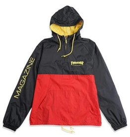 Thrasher Thrasher - Anorak Hood - XL - Mag Logo - Black/Red