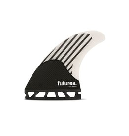 Future Fins Futures - FIREWIRE Honeycomb/Carbon - Black/Carbon - M (65kg - 88kg)