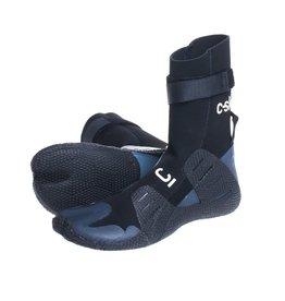 C-Skins - Session 3mm Adult GBS Hidden Split Toe Boots - Black - UK8/US8,5/42