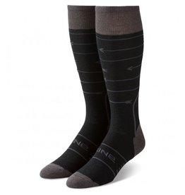 Dakine Dakine - Men's Thinline Sock – S/M - Black
