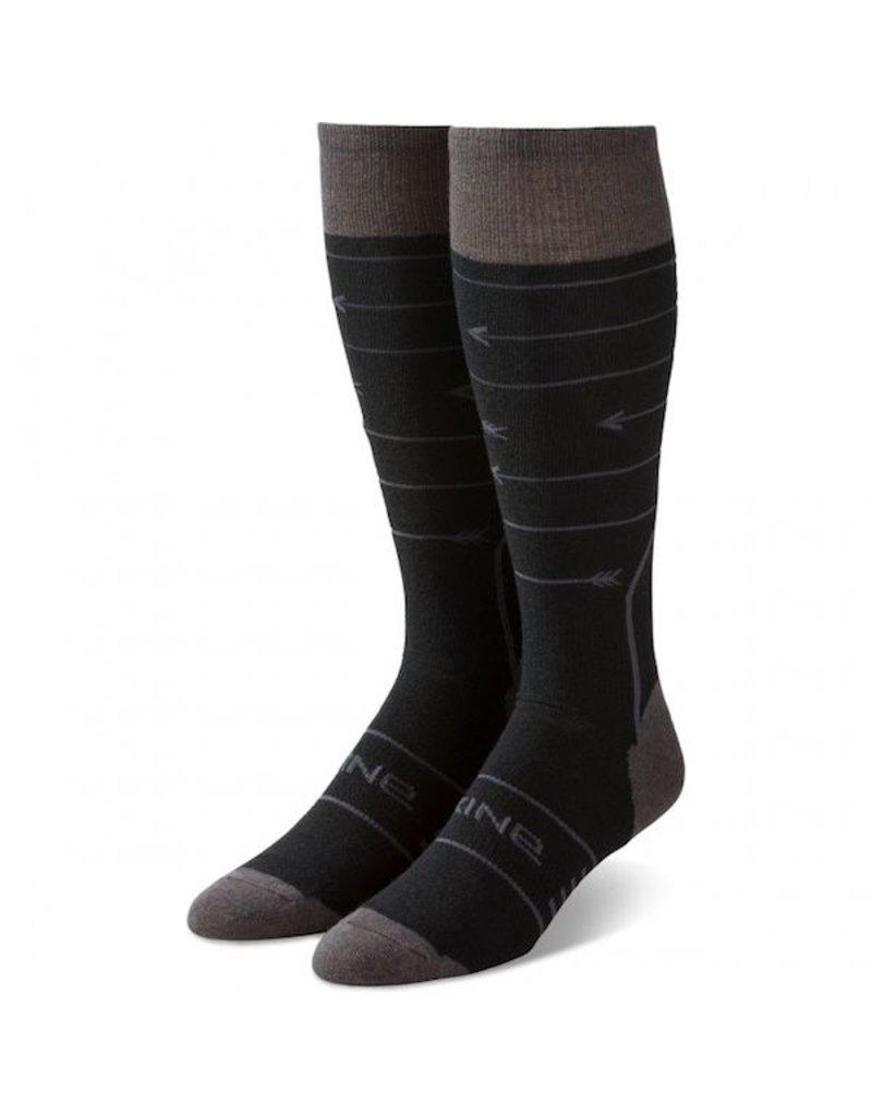 Dakine Dakine - Men's Thinline Sock – M/L – Black