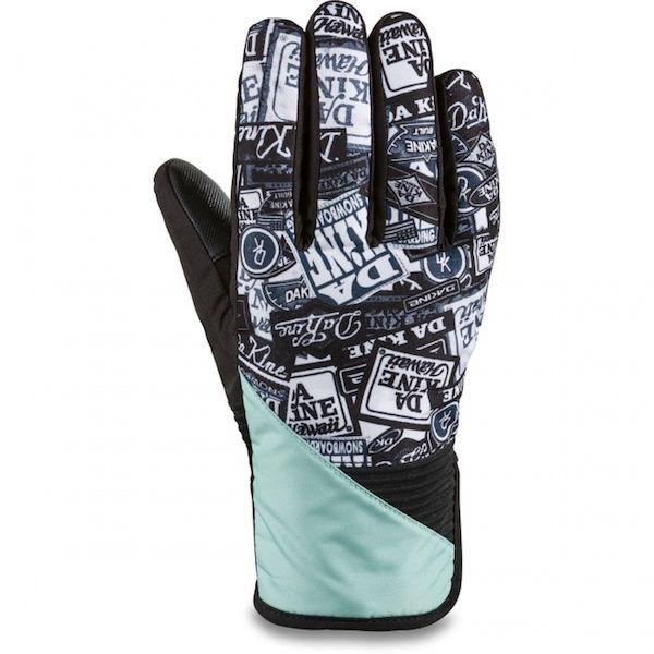Dakine Dakine - Crossfire Glove - L - Patches