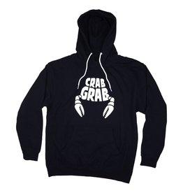 Crab Grab Crab Grab - Classic Hoodie - L - Black