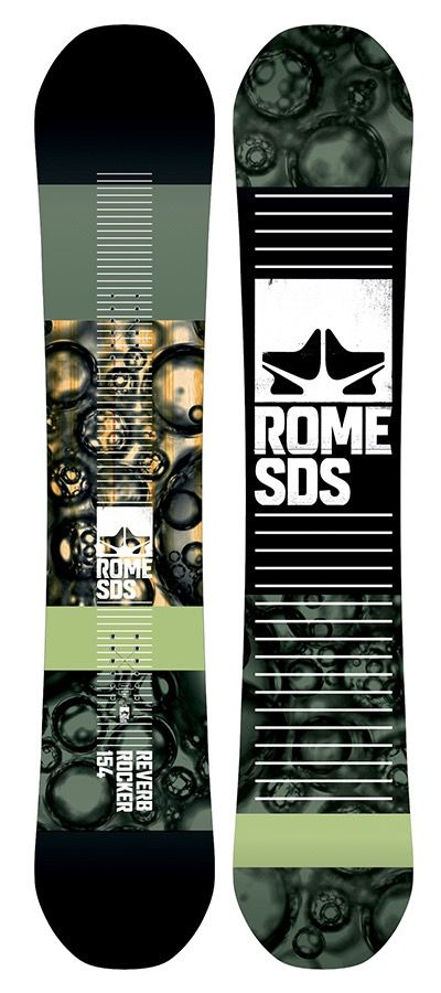 Rome Rome - Reverb Rocker - 154cm