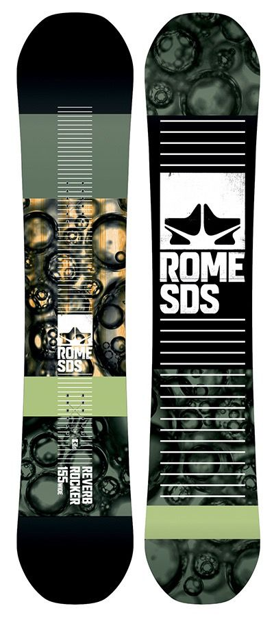 Rome Rome - Reverb Rocker - 155cm Wide