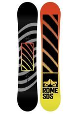 Rome Rome - Factory Rocker - 155cm