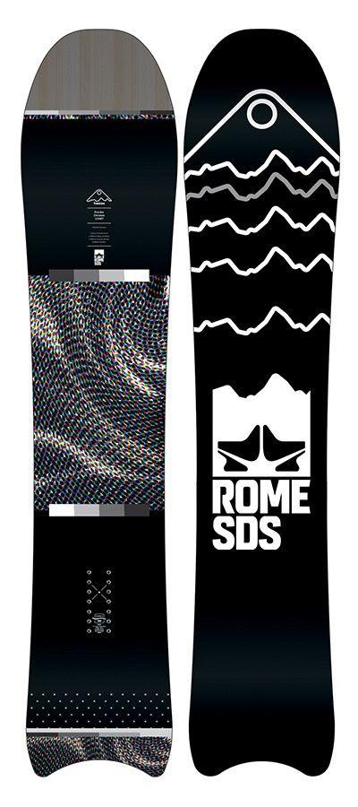 Rome Rome - Pow Division MT - 153cm