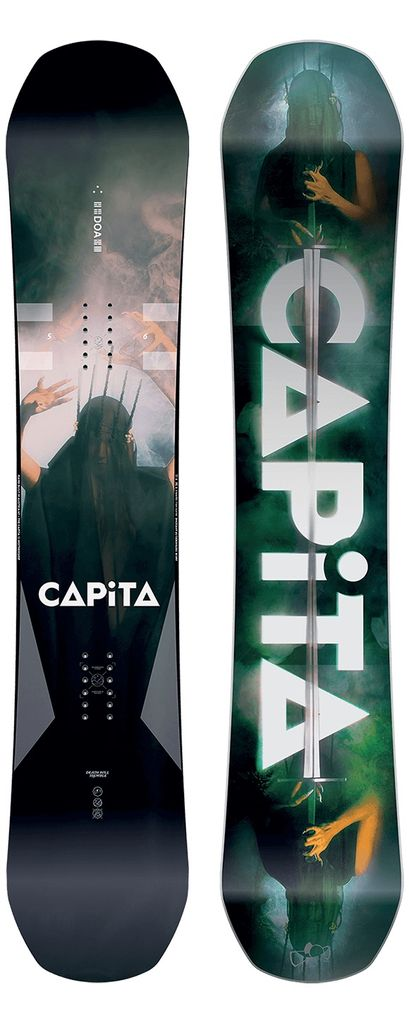 Capita Capita - Defenders Of Awsome 156cm