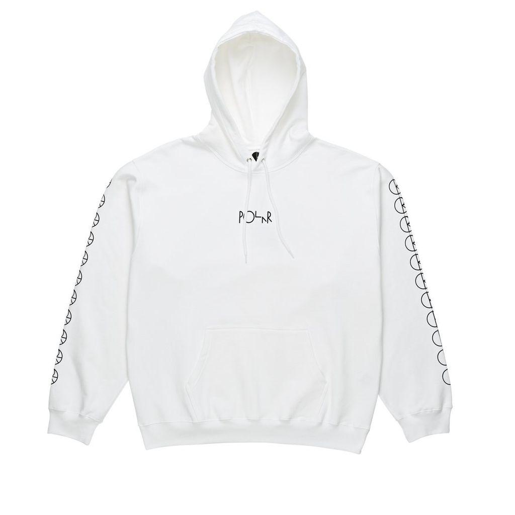 Polar Polar - Racing Hood - S - White