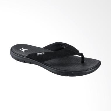 Hurley Hurley - Flex 2.0 Sandal - 43-28cm-10 - Black (010)